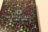 Biology Macromolecules Interactive Card Game hardgoods