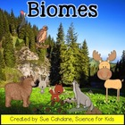 Biomes-Imaginary Creature Poster Project