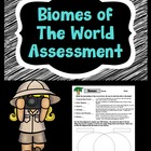 Biomes of the World Assessment