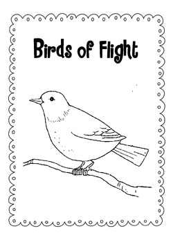 Bird Day Packet { Freebie }