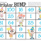 Birthday BUMP -- Multiplying Doubles