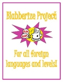Blabberize Spanish Speaking Project