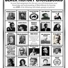 Black History ChoiceBoard {Must See}