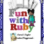 Black History Month~ Learning Fun w/Ruby Bridges