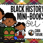 Black History Month~ Mini Foldable Books