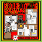 Black History Month Poetry Possibilities