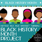 Black History Month Project - Essay and Oral Presenation