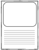 Blank Book Templates