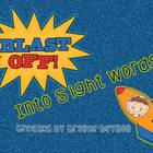 Blast Off into Sight Words - Mega Pack
