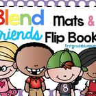Blend Friends Lit. Station Mats and FlipBooks