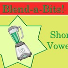 Short Vowels BUNDLE  Blending Fluency Building Slideshows