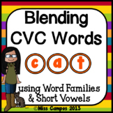 Blending Word Families in Isolation: An RTI Strategy