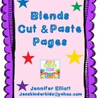 Blends Cut & Paste Pages