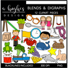 Blends & Digraphs {Graphics for Commercial Use}
