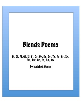 Blends Poems