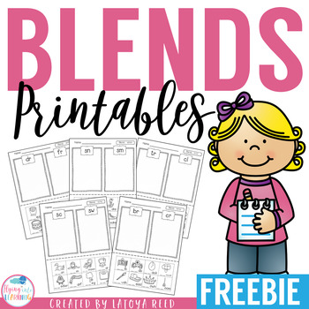 Blends Sorts Freebie