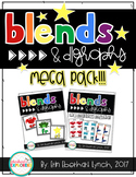 Blends and Diagraphs MEGA PACK!!