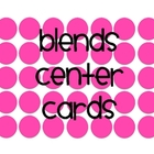 Blends center cards