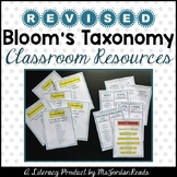 Bloom's Taxonomy Classroom Resources