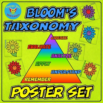 Bloom's Taxonomy Mini-Posters