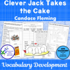 Bluebonnet Vocabulary Clever Jack Takes the Cake