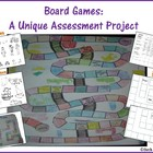 Board Games: A Unique Assessment Actitivy