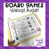 Board Games Visual Aids!