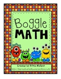 Boggle Math Boards Mega Pack