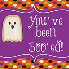 Boo Grams: You've Been Boo'ed