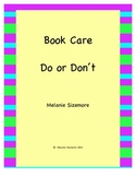 Book Care Do and Don't