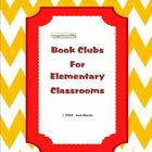 Book Clubs for Elementary Classrooms