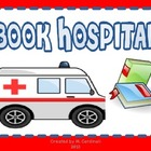 Book Hospital Sign-FREEBIE