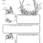 Book Report Worksheets & Activities