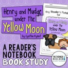 Book Study: Henry & Mudge under the Yellow Moon {A Reader'