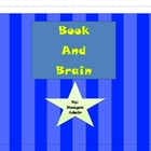 Book and Brain Poster