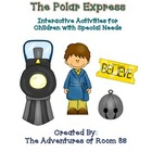 Book of the Month Activities for Children with Special Nee