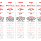 Bookmarks Plus: Because of Winn-Dixie edition--A Handy Lit
