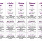 Bookmarks Plus: Missing May--A Handy Little Reading Aid!