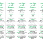 Bookmarks Plus: The Sign of the Beaver--A Handy Little Rea
