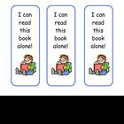 Bookmarks for Guided Reading Books