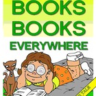 """BOOKS, BOOKS, EVERYWHERE""- CHARACTER EDUCATIONAL SERIES- READ"