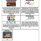 Boom Town Activity Menu and Literacy Stations