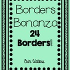 Borders Bonanza! [*Commercial & Personal Use*]