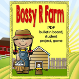 Bossy R Farm Lesson to help teach r-controlled vowels