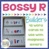 Bossy R Word Building Mats