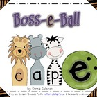 Bossy e: The Boss-e-Ball