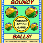 """Bouncy Balls!"" - Indoor Fun with a Basket of Balls!"