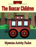 Boxcar Children Activity Packet