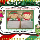 Boy & Girl Elf Christmas Writing Craftivity {Includes Lite