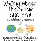 Boy, Were We Wrong About the Solar System!, Questions, Pro